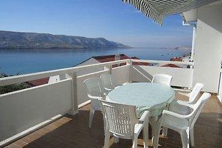 Duży apartament z balkonem i wspaniałym widok...