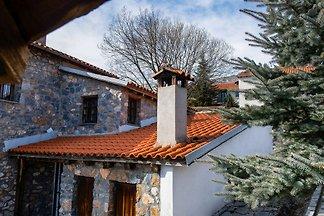 Villa für 10 Personen nahe Skigebiet in Agios...