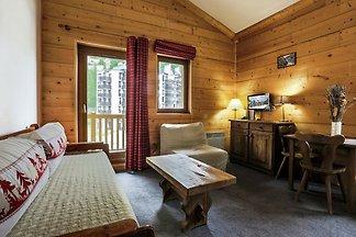 Appartement savoyard et rustique au cœur du V...