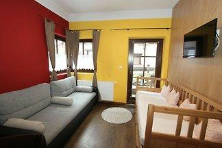 Gemütliche Wohnung in Längenfeld mit Sauna
