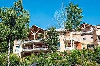 Luxuriöses Apartment mit Blick auf den Bergse...