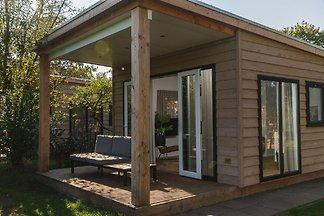 Wellness Lodge mit Sauna und herrlichem freie...