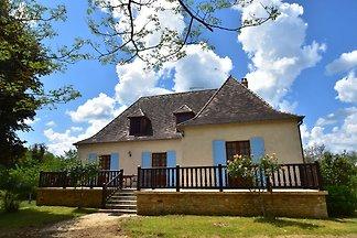 Gemütliches Haus in Villefranche-du-Périgord ...