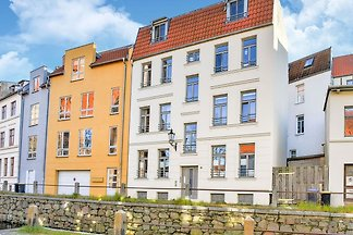 Modern Apartment in Wismar with Private...