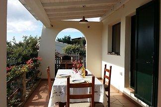 Idyllisches Ferienhaus in Geremeas, Sardinien...