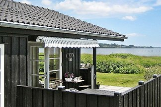 Ruhiges Ferienhaus in Broager mit Sauna