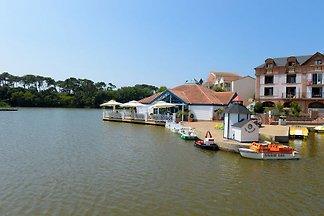 Stilvolle Ferienwohnung in der Nähe eines See...