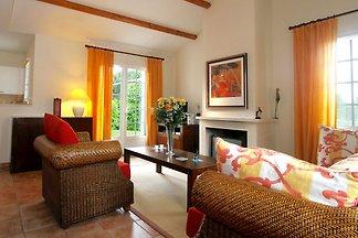 Geschmackvolle Villa mit Wi-Fi, in der Natur...