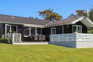 Komfortables Ferienhaus in Millinge mit überd...