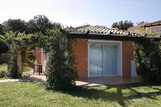 Freistehende Villa mit zwei Badezimmern unwei...
