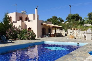 Charmante Villa in Axos Kreta mit...