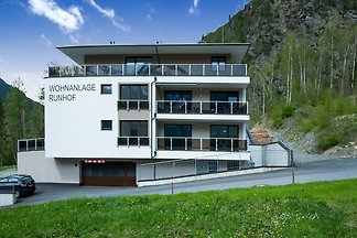 Schicke Wohnung in Längenfeld mit Parkplatz