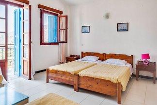 Attraktives Ferienhaus auf Symi mit Balkon