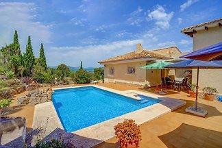 Wunderschöne Villa in Pedreguer, Alicante mit...