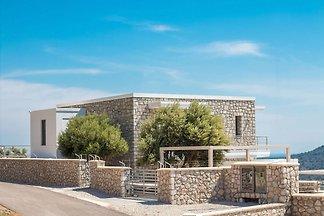 Luxuriöse Villa auf Rhodos mit Swimmingpool