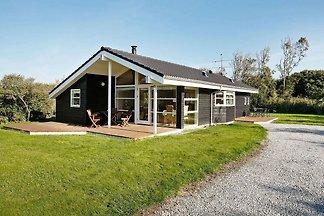 Ruhiges Ferienhaus in Vestervig mit Sauna