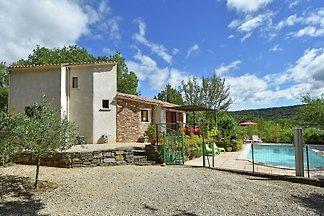 Vintage Villa in Saint-Brès mit eigenem...