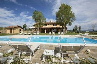 Komfortables Apartment in Casciana Terme mit...
