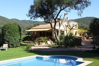 Ruhige Villa mit privatem Swimmingpool in...