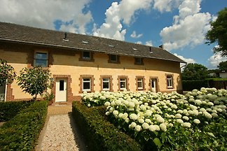 Heller Bauernhof in Gulpen, Niederlande mit...