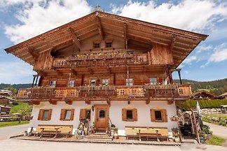 Idyllisches Apartment in Kirchberg, Tirol nah...