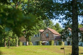 Traditionelle, stilvolle Villa in kulturreich...
