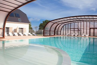 Gepflegtes Apartment zwischen Deauville und...