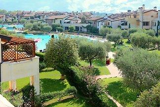 Appartement in ein Residenz 400m vom Gardasee