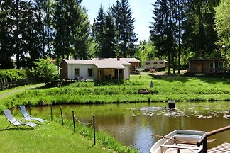 Gemütliches Ferienhaus mit Sauna in Thüringen