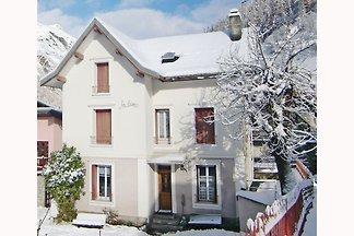 Komfortable Villa in Tignes Südfrankreich nah...
