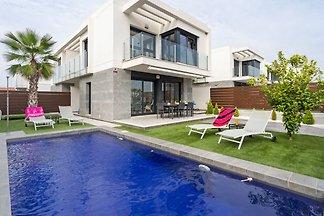 Luxuriöse Villa in Orihuela mit eigenem...