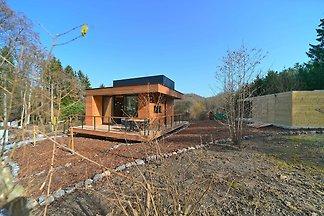 Ökologisches Ferienhaus bei Durbuy mit nordis...