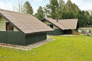 Charmantes Ferienhaus in Ansager mit Grill