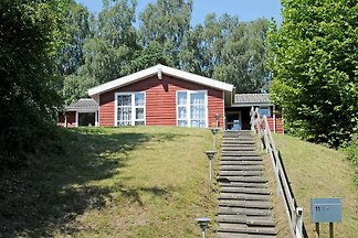 Gemütliches Ferienhaus in Borkop (Jütland)