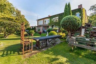 Idyllische Ferienwohnung mit Garten in...