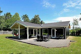 Charmantes Ferienhaus in Gilleleje mit Sauna
