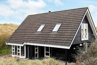 Schönes Ferienhaus in Saltum mit überdachter...