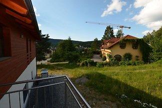 Comfortable Ferienwohnung in Lipno , 200 m St...
