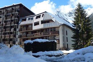 Gemütliche Wohnung in Chamonix, Frankreich in...