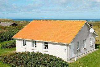 Cozy Holiday Home in Lokken near Sea