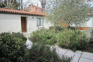 Ruhiges Apartment in Venedig mit Garten