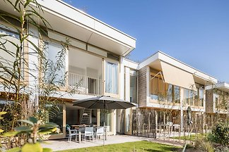 Luxuriöses Ferienhaus mit Geschirrspüler, 200...