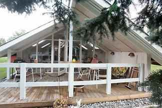 Stilvolles Ferienhaus in Dannemare mit...