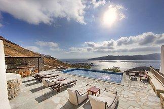 Wunderschöne Villa in Mykonos mit privatem...