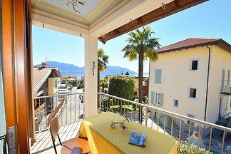 Dorfwohnung im Hinterland der Cannero Riviera...