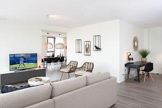 Penthouse-Wohnung mit geräumiger Terrasse und...