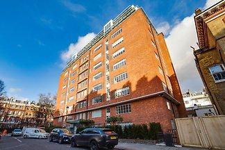 Modernes Apartment in London mit Sauna