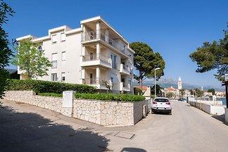 Fantastisches Appartement am Meer in Kaštel...