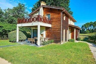 Villa somptueuse avec terrasse couverte et la...