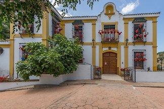 Moderne Villa in Priego de Córdoba mit eigene...